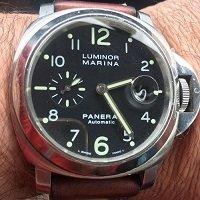 İkinci El Luminor Marina Saat Alım Satım